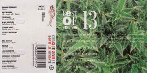 best of 13 année 1990 angedéchu
